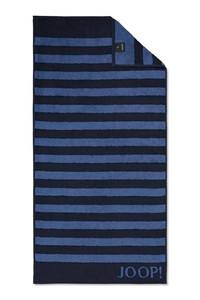 Joop Classic Stripe Handtuch Duschtuch, FB 14 - navy