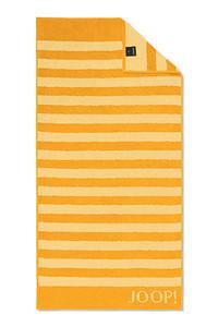 Joop Classic Stripe Handtuch Duschtuch, FB 50 - honig