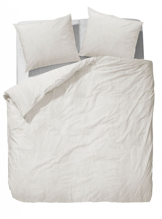 Marc O Polo Home Bettwäsche Washed Linen, 40% Leinen & 60% Baumwolle, oatmeal
