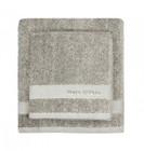 Marc O´Polo Melange Waschhandschuh Gästetuch Handtuch Duschtuch, beige/ecru 001