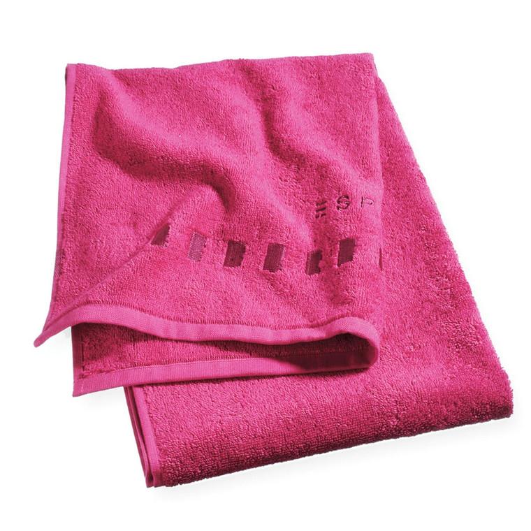 Esprit Solid Waschhandschuh Gästetuch Handtusch Duschtuch, raspberry