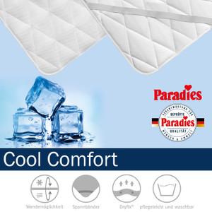 Paradies Cool Comfort Unterbett mit Kühlungseffekt