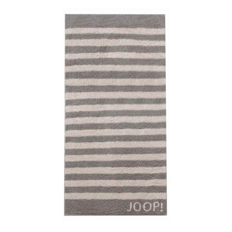 Joop Classic Stripe Saunatuch, graphit