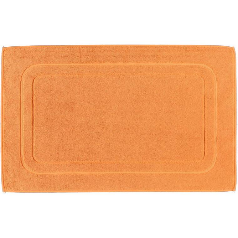Cawö Duschmatte, 50 x 80 cm, uni Fb. 316 (mandarine)
