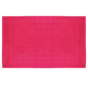 Living Dreams Duschmatte, 50 x 80 cm, uni pink