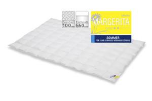 Schlafstil Sommerdecke Margerita Classic, 90% Daunen / 10% Federn