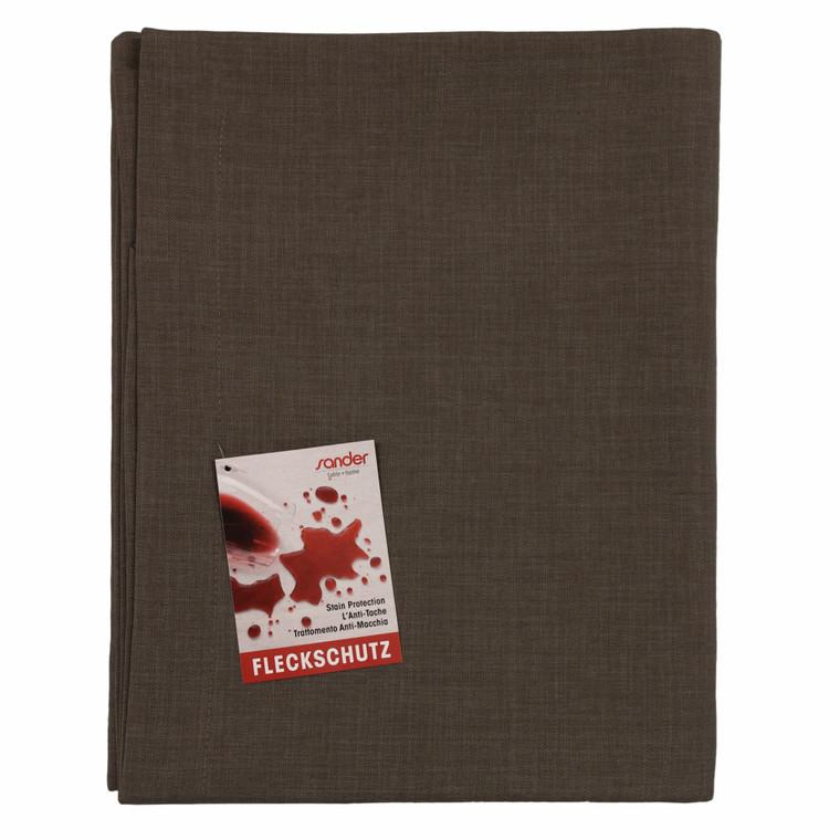 Sander Loft Tischdecke mit Fleckschutz, verschiedene Größen, graphit Fb.34