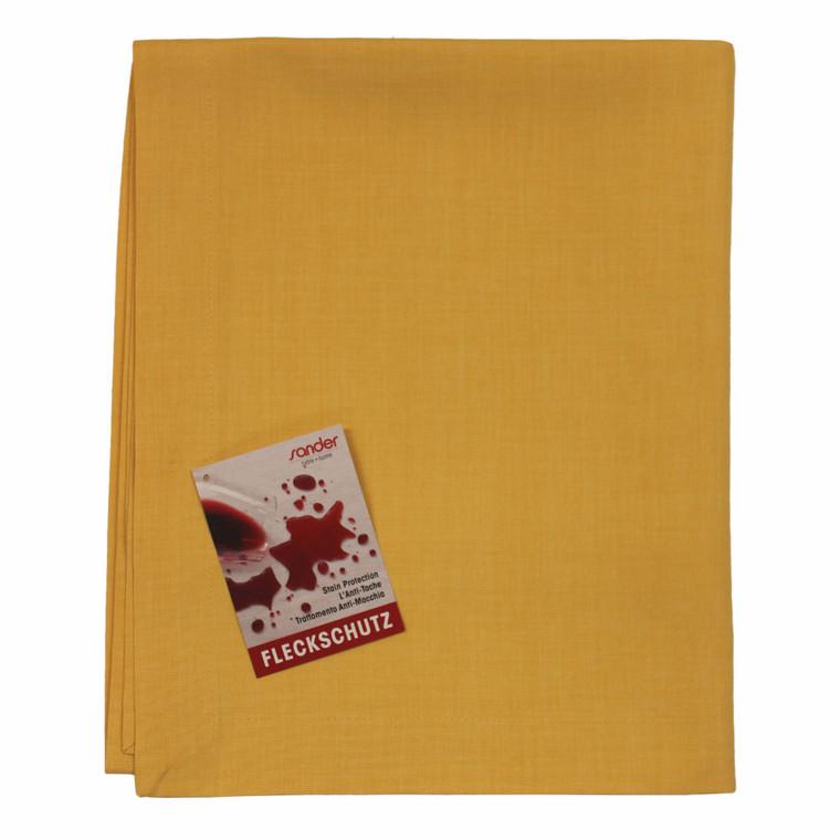 Sander Loft Tischdecke mit Fleckschutz, verschiedene Größen, gold Fb.7