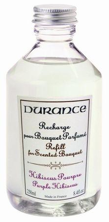 Duftbouquet Lila Hibiskus 250 ml Nachfüllflasche - Durance – Bild 1