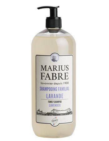 Shampoo für die ganze Familie Lavendel 1L - Marius Fabre – Bild 1