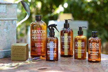 Handcreme Olive 300 ml - TERRA  – Bild 2