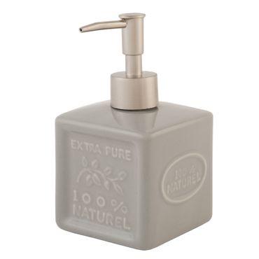 Seifenspender aus Keramik 'Extra Pure' - Clayre & Eef – Bild 1