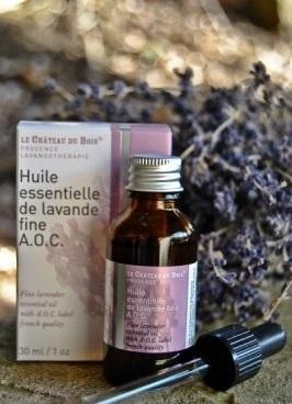 Essentielles Lavendelöl 30 ml - Le Château du Bois – Bild 2