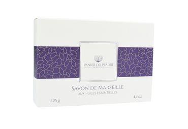 Savon de Marseille Minze (Menthe) 125 g - Panier du Plaisir – Bild 3