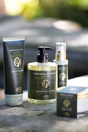 Shampoo Olive 200 ml - Panier des Sens – Bild 3
