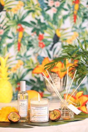 Raumspray Mango-Passionsfrucht 100 ml - Durance – Bild 2