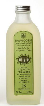 Shampoo 'Olivia Bio' 230 ml - Marius Fabre  – Bild 1