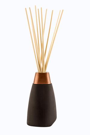 Edles Duftbouquet 'Rosen im Abendlicht' 120 ml im Keramikgefäß von Revol - Durance – Bild 1