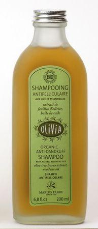 Anti-Schuppen Shampoo 'Olivia Bio' 230 ml - Marius Fabre  – Bild 1