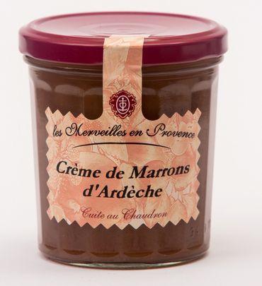 Maronencreme (Crème de Marrons) 370 g - Confit de Provence – Bild 1