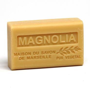 Naturseife Magnolie 125 g - La Maison du Savon de Marseille – Bild 1
