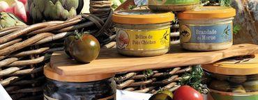 Paste mit Oliven aus Nyons (Pâte d'Olives de Nyons) 90 g - Les Délices du Luberon – Bild 3