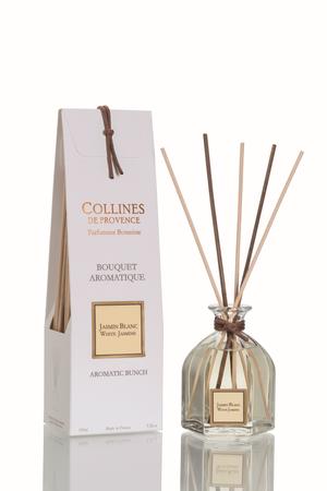 Duftbouquet Weißer Jasmin 100 ml - Collines de Provence – Bild 1