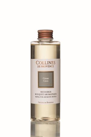 Duftbouquet Zedernholz 200 ml Nachfüllflasche - Collines de Provence – Bild 1