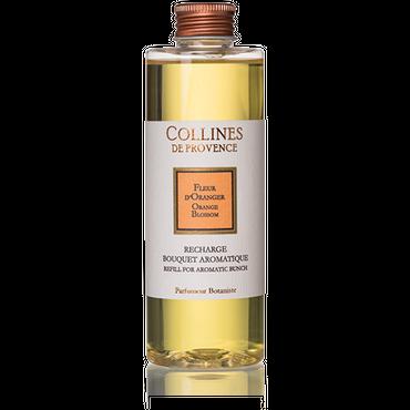 Duftbouquet Orangenblüte 200 ml Nachfüllflasche - Collines de Provence – Bild 1