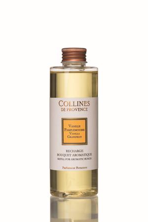 Duftbouquet Vanille-Grapefruit 200 ml Nachfüllflasche - Collines de Provence – Bild 1