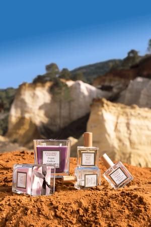 Raumspray Sandelholz & Safran 100 ml - Collines de Provence – Bild 2