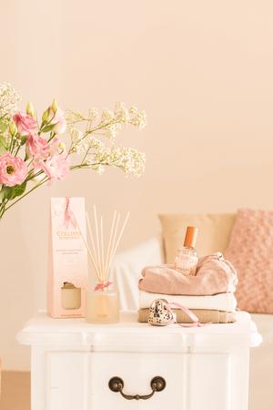 Kissenspray Baumwollblüte 50 ml - Collines de Provence – Bild 2