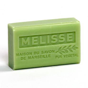 Naturseife Melisse 125 g - La Maison du Savon de Marseille – Bild 1