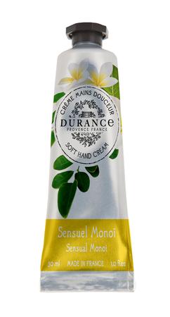 Handcreme Monoi 30 ml - Durance