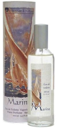 Eau de Toilette Meeresduft 100 ml - Provence et Nature – Bild 1