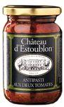 Antipasti mit 2 verschiedenen Tomatensorten (Antipasti aux deux tomates) 140 g - Château d'Estoublon 001