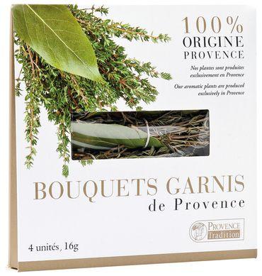 Kräutersträußchen (Bouquets Garni) 16 g - Provence Tradition – Bild 1