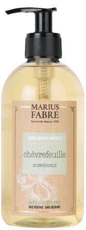 Flüssigseife Geißblatt 400 ml - Marius Fabre – Bild 1