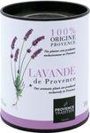 Lavendelblüten in der Zylinder-Box 15 g - Provence Tradition 001