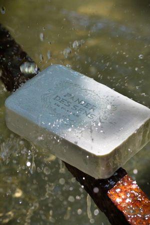 Seife Magnolie-Pfingstrose 200 g - Panier des Sens – Bild 3