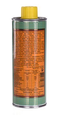 Olivenöl mit Basilikum 250 ml - Nicolas Alziari – Bild 2