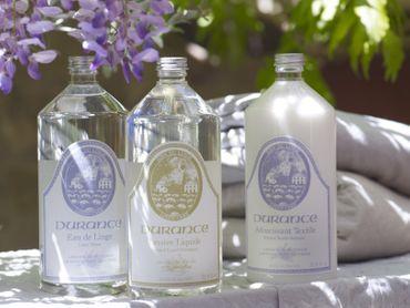 Wäschewasser (Eau de Linge) Lavendel 1 Liter - Durance – Bild 3