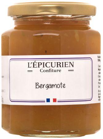 Konfitüre mit Bergamotte 320 g - L'Epicurien – Bild 1