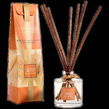 Duftbouquet Zimt-Orange 100 ml (Weihnachtsedition) - Collines de Provence – Bild 1