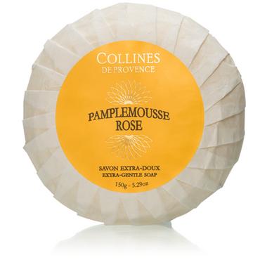 Seife Pink Grapefruit 150 g - Collines de Provence – Bild 1