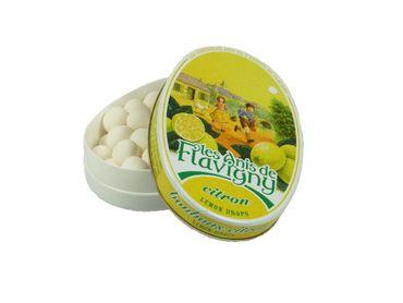 Anisbonbons Zitrone 50 g - Les Anis de Flavigny – Bild 1