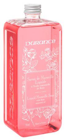 Flüssigseife Rose 750 ml Nachfüllflasche - Durance – Bild 1