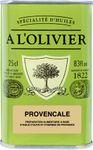 Olivenöl mit Kräutern der Provence (Provençale) 250 ml - A l'Olivier  001