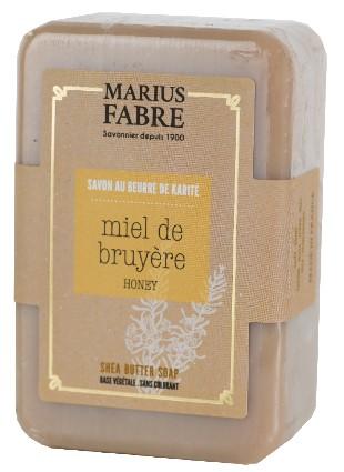 Savon de Marseille Honig 150 g - Marius Fabre – Bild 1