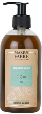 Flüssigseife Feige 400 ml - Marius Fabre – Bild 1